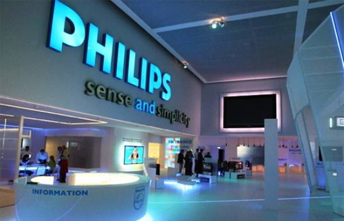 Electronics Giant Philips Says to Split Company