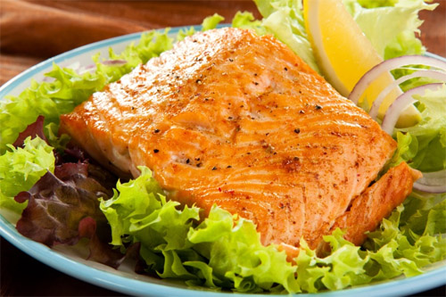 Small Amounts Of Fish Help Prevent Chronic Hearing Loss