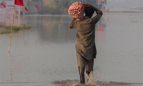 Flood compensation