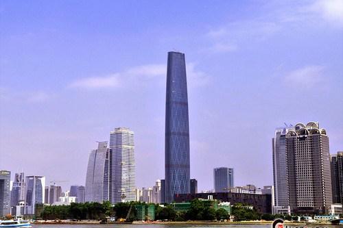 Guangzhou Center China