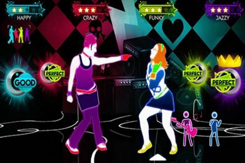 Dance game