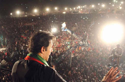Imran Khan Steals Punjab's Heart