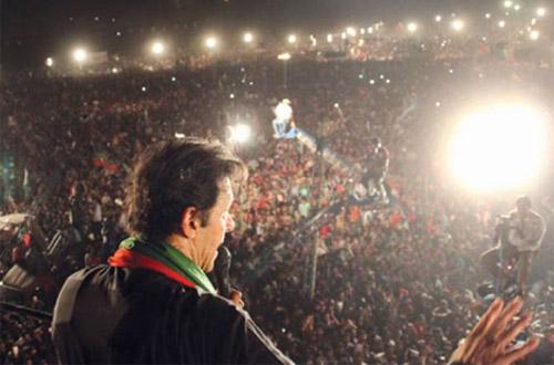 Imran Khan Blames ECP for Local Polls Delay in Khyber Pakhtunkhwa