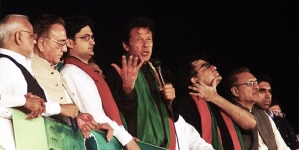 Accountability Scared Nawaz, Zardari into Alliance: Imran Khan