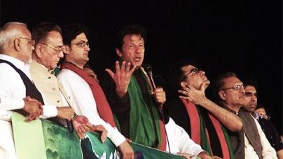 Imran Khan to Address Karachi Rally on Sunday