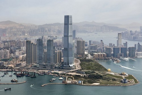 Commerce Centre Hong Kong