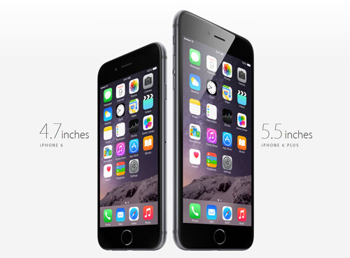 Meet the New Iphone 6 and Iphone 6 Plus from Apple