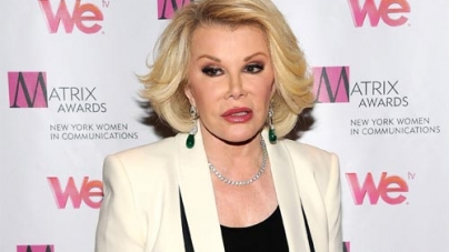 American Actress Joan Rivers Has Passed Away At 81 Years Old.