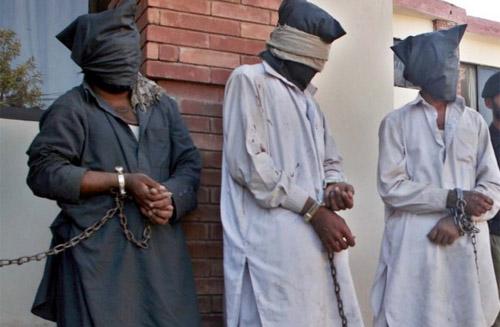 TTP militants
