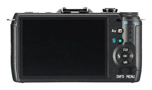 Nikon and Pentax