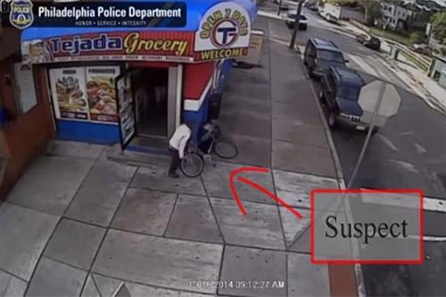 Philadelphia thief uses banana