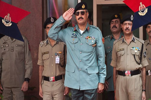 New ISI Rizwan Akhtar