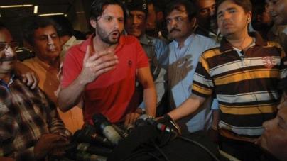 Pakistan Will Miss Saeed Ajmal , Says Shahid Afridi