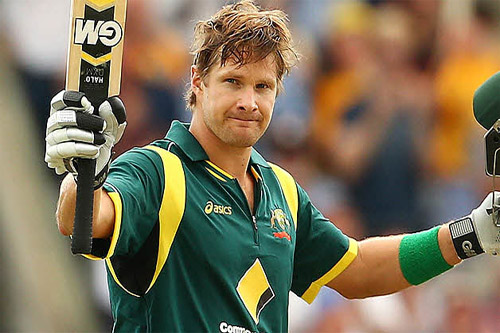 Shane Watson Out Of Pakistan Test Series With Injury