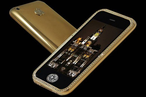 Supreme Goldstriker iPhone