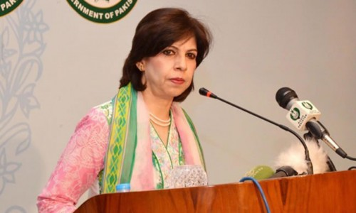 Foreign Office Spokeswoman