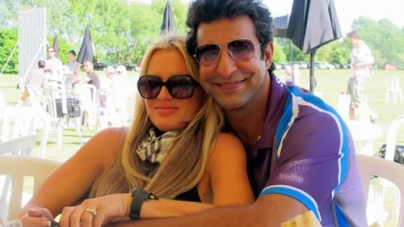 Sultan of Swing Wasim and Shaniera Akram Expecting First Child