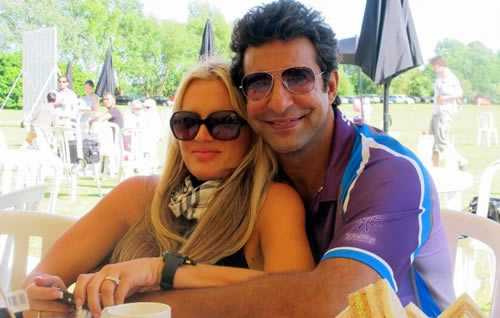 Wasim and Shaniera