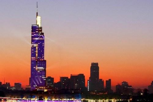 Zifeng Tower China