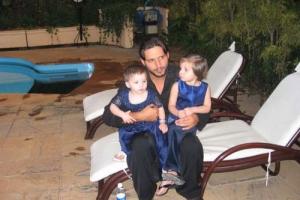 afridi family images