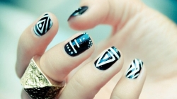 EID Nail Art Designs 2014
