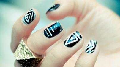 EID Nail Art Designs 2014