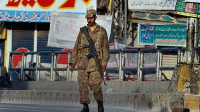 Army's Help Sought for Muharram Security