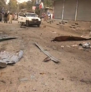 Blast Targets Fazlur Rehman's Vehicle in Quetta