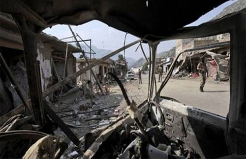 Bomber Kills 7 in Attack on Pro-Govt Militia
