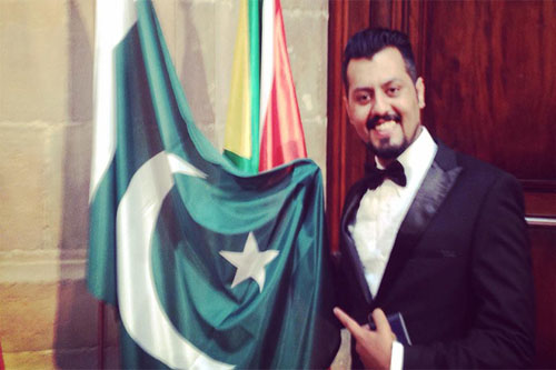 First Pakistani Receives Prince of Asturias Award