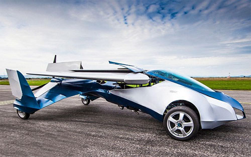 Flying Car  Pic