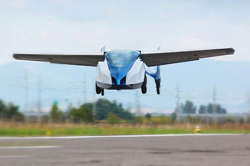 Flying Car Pics