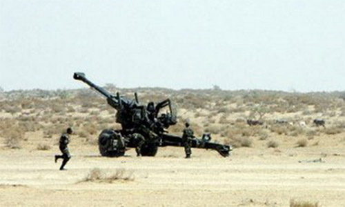 Indian Shelling Continues