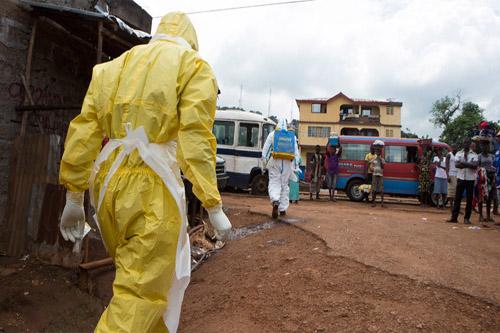 ebola decades
