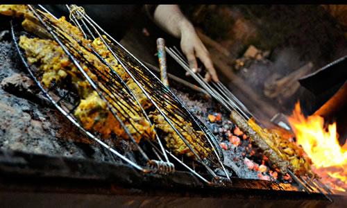 BBQ at Meerut