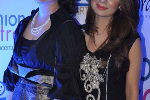 Mrs.Shaoeb Shams and Anum Yasir
