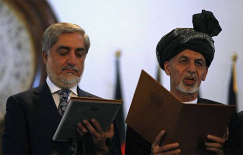 New Afghan Government Same Old Problems