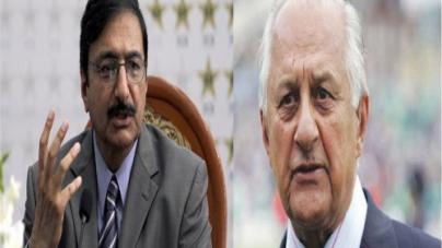 PCB Rebuts Zaka Ashraf Charge Against Shaharyar Khan