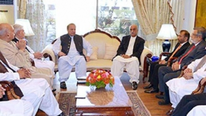 PM Advised to Let PTI Resignations Die Down