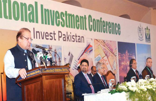 PM Nawaz Sharif Keeps Focus On Economy, Foreign Affairs