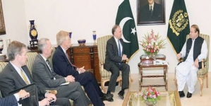 PM Nawaz Sharif Reiterates Kashmir Call