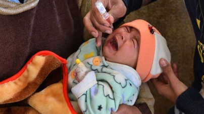 Polio Hits Two Brothers in Korangi, Tally Rises to 23