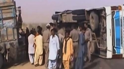 Road Accident Kills 10 Balochistan's Lasbela