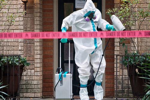 Ebola's high mortality