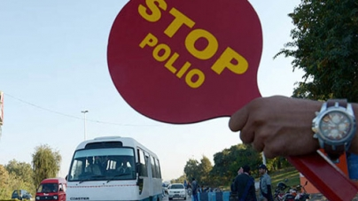 Unicef Warned of Polio Funding Cut