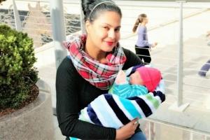 Veena Malik Baby Boy