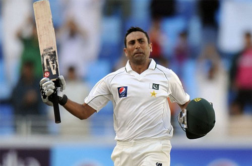 Younis Khan Test Record
