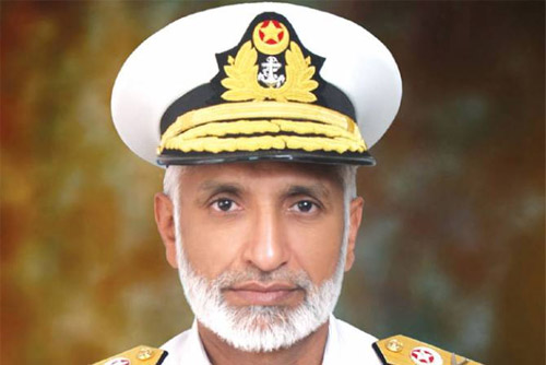 Zakaullah Appointed New Navy Chief