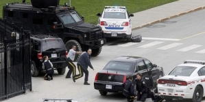 Canadian PM Calls 'Brutal and Violent' Parliament Attack Terrorism