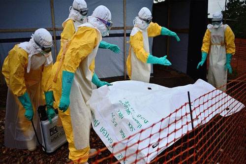 Australia to Contract Private Medical Firm to Fight Ebola